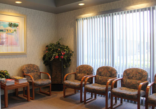torgersen dental waiting room